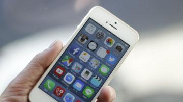 格安SIM iPhone5S